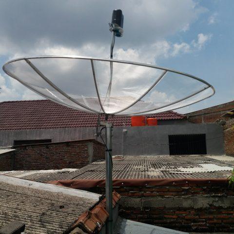 Pasang MATRIX GARUDA C-BAND Semarang