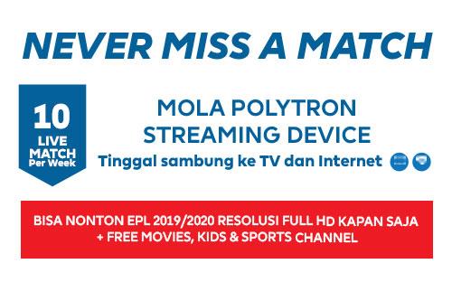 streaming mola tv