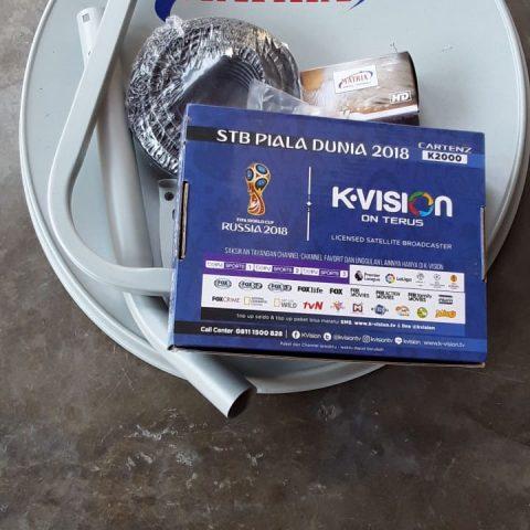 K VISION KU BAND SEMARANG|Siaran TV MNC Grup Lengkap Tanpa Bulanan